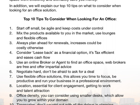 Free Advice for Small Businesses