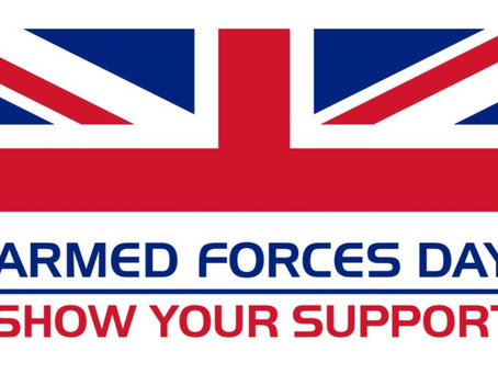 Vivary Park confirmed for Armed Forces Day 2020