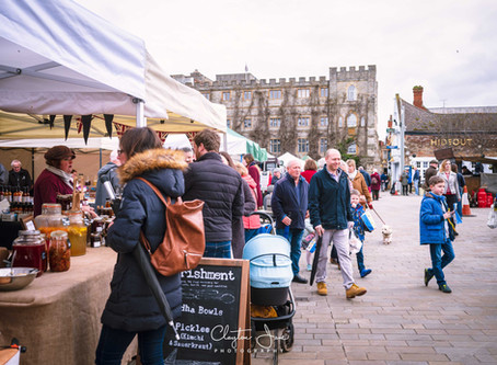 Client News: Successful launch of Taunton Independent Market