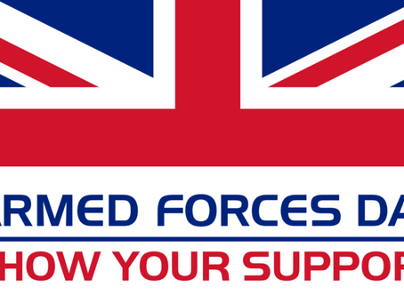 Client News: Vivary Park confirmed for Taunton & Somerset  Armed Forces Day.