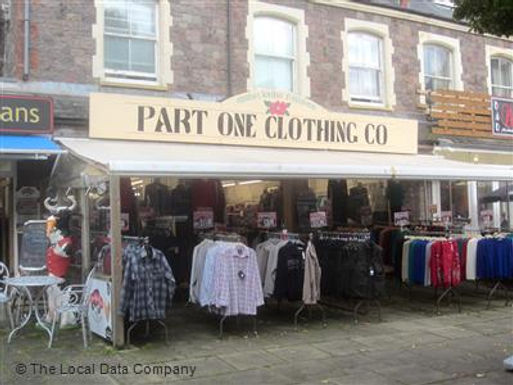 Part One Clothing
