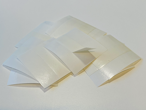 Selbstklebende Masken Pads made in Germany