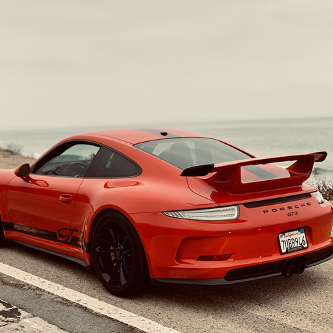 The Perfect Canyon Carver: Porsche GT3