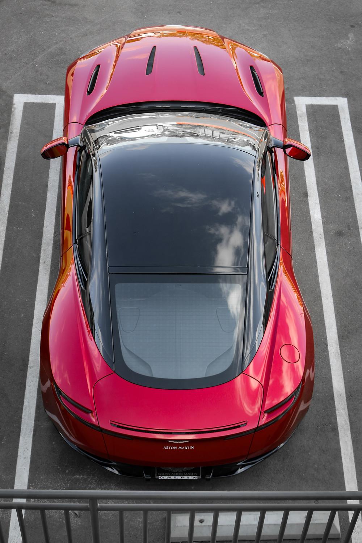 Aston Martin DB11 Top View - Shoot all the angles - Galpin Aston Martin