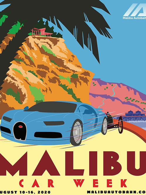 Malibu Car Week Sponsorship