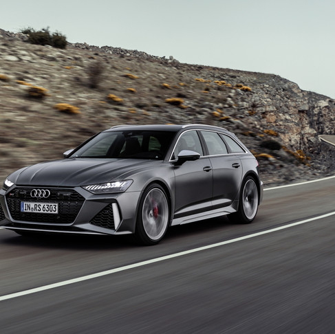 The 2020 Audi RS6 Avant is Coming to Malibu Cars & Coffee This Sunday