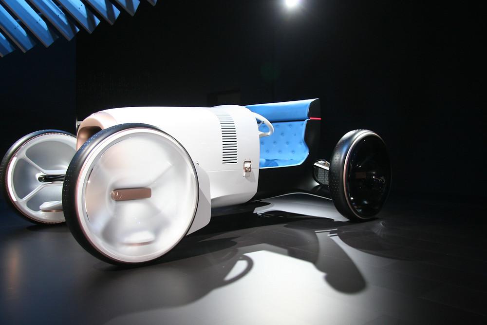 Mercedes Concept Vehicle