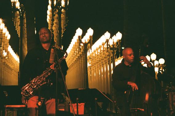 LACMA jazz night
