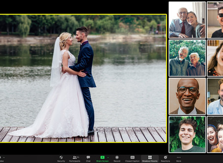 How to Live Stream your Wedding