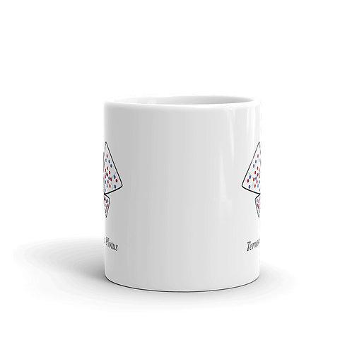 Datavizbutterfly - Ternaryum Plotus - Mug