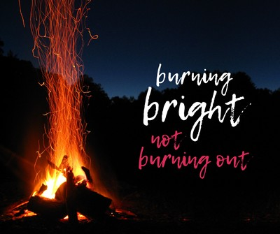 Burning Bright 400