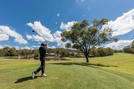 World renowned golf courses only a short drive from the Hotel