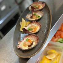 Fresh seafood specials