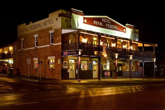 Royal Federal Hotel