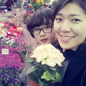 140314 양재 꽃시장
