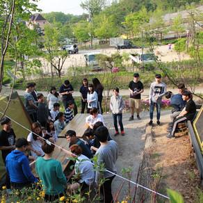 160427 강동그린웨이 캠핑