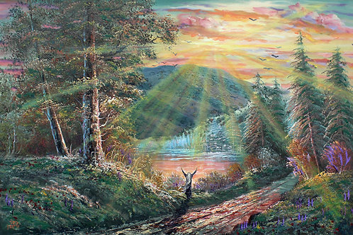 Mountain Lake Cry