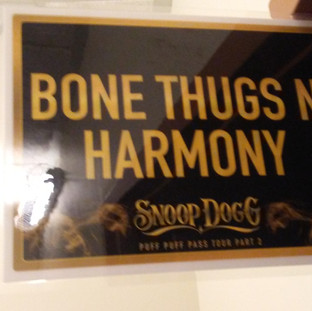 Bone thugs likes to get high