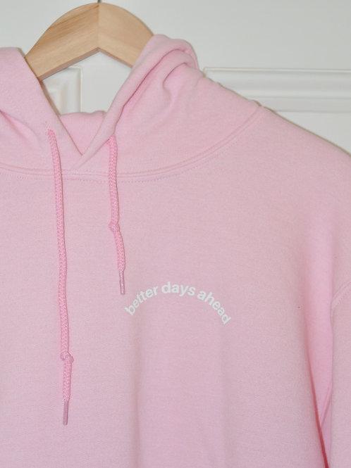 Pre-Order | Light Pink Better Days Hoodie
