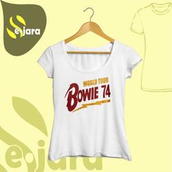 David Bowie 74