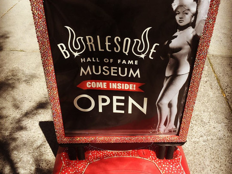 ❤️Burlesque Hall of Fame Museum❤️