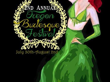 2nd Annual Oregon Burlesque Festival