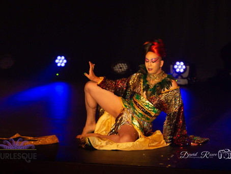 STEP DOWN @ New Zealand Burlesque Festival!