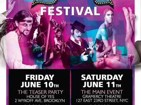 The 5th Annual New York Boylesque Festival!!!
