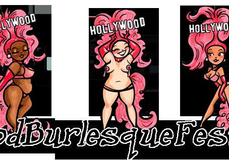 Hollywood Burlesque Festival 2015