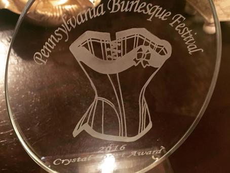 ✨Awarded Crystal Corset Award ✨