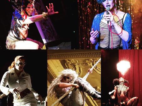 London Burlesque Festival!!