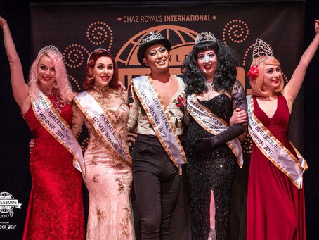 Month of World Burlesque Games 2020!!