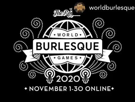 World Burlesque Games 2020!!!