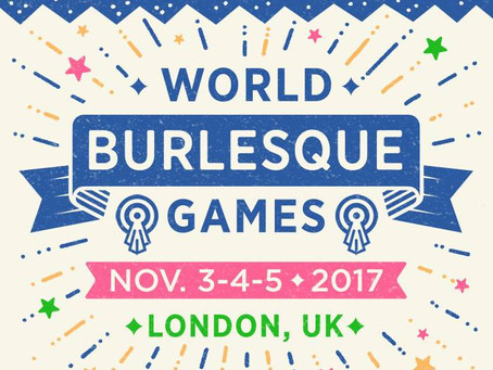 World Burlesque Games 2017!