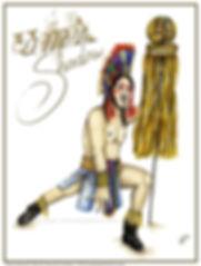 UmA ShAdow (馬A車道)Boylesque ~ ウマシャドウ・ボーイレスク / ダンサー ~
