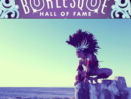 Virtual Burlesque Hall of Fame 2020! (VHoF)