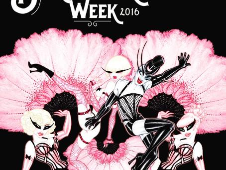 Berlin Burlesque Week 2016出演決定!