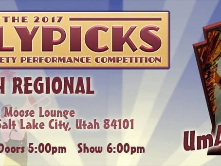 Burlypicks 2017 Utah Regional🍾