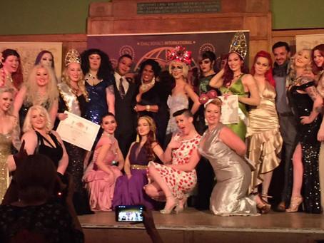 World Burlesque Games !