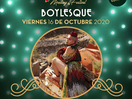 Barcelona Burlesque Meeting & Festival 2020 !!!