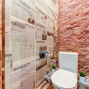 Toilette rooms