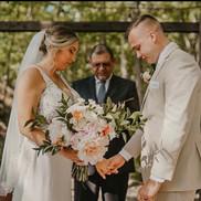 Teddie's Blooms Spring wedding