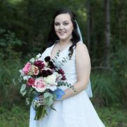 Teddie's Blooms Fall wedding