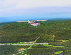 Approaching Currahee