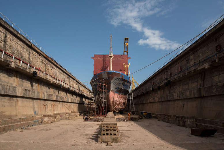 Dry dock maintenance CISL