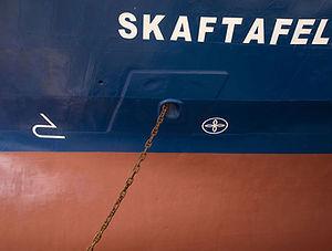CISL Vessel MV Skaftafell