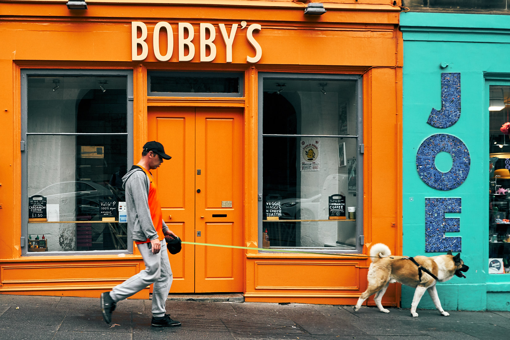 Bobby's Joe | Edinburgh