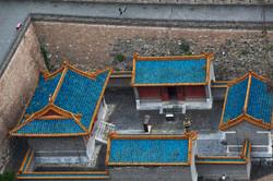Mann mit Schirm | Peking