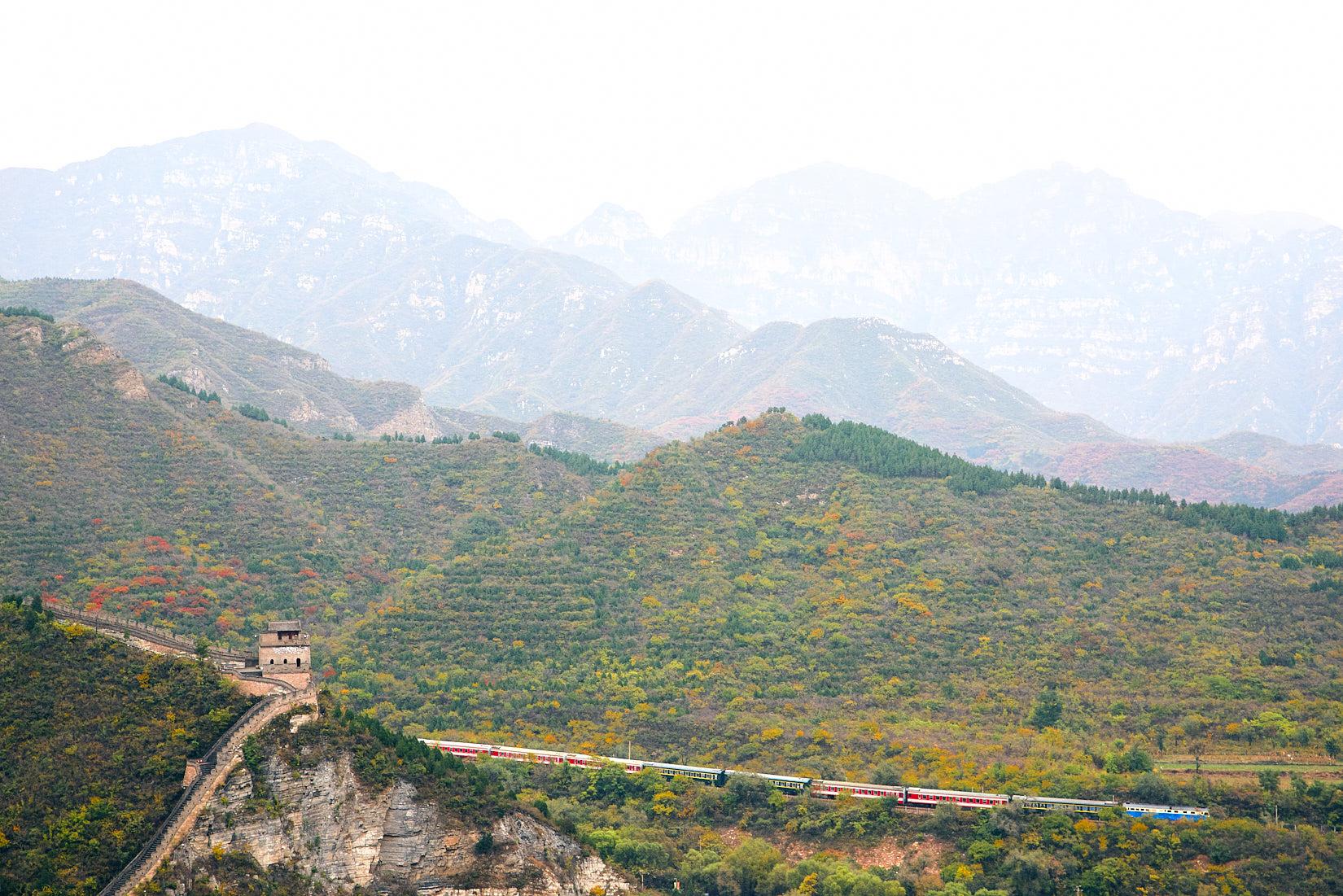 Great Wall Long Train | China