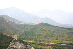 Great Wall Long Train   China